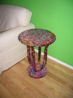 Splatter Table